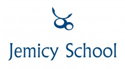 Jemicy Logo in blue
