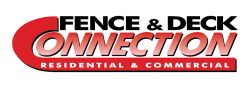 fence and deck connection logo